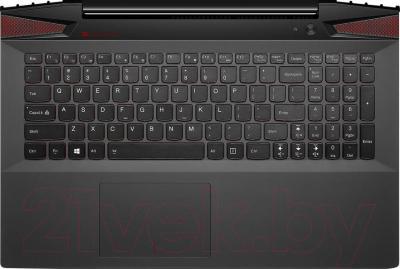 Ноутбук Lenovo Y50-70 (59429337) - вид сверху