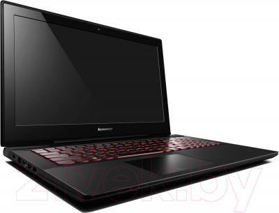 Ноутбук Lenovo Y50-70 (59429337) - вполоборота
