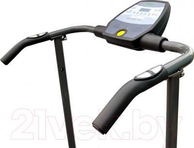 Электрическая беговая дорожка Sundays Fitness T880 - рукоятки и панель управления