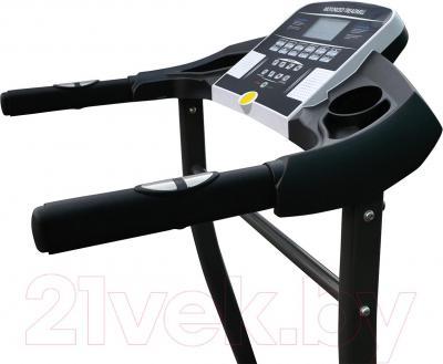 Электрическая беговая дорожка Sundays Fitness T2000D - вид сбоку