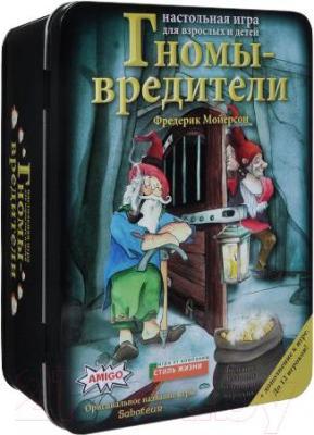 Настольная игра Стиль Жизни Гномы-вредители Делюкс - общий вид