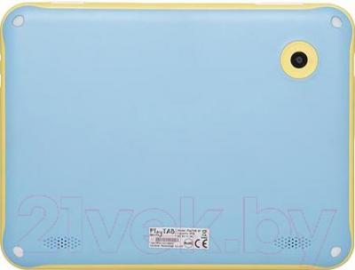 Планшет GoClever PlayTAB 01 (Capacitive) - вид сзади