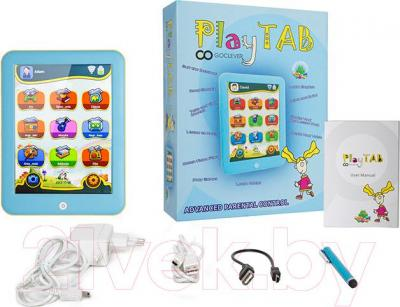 Планшет GoClever PlayTAB 01 (Capacitive) - весь комплект