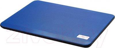 Подставка для ноутбука Deepcool N17 (синий) - общий вид