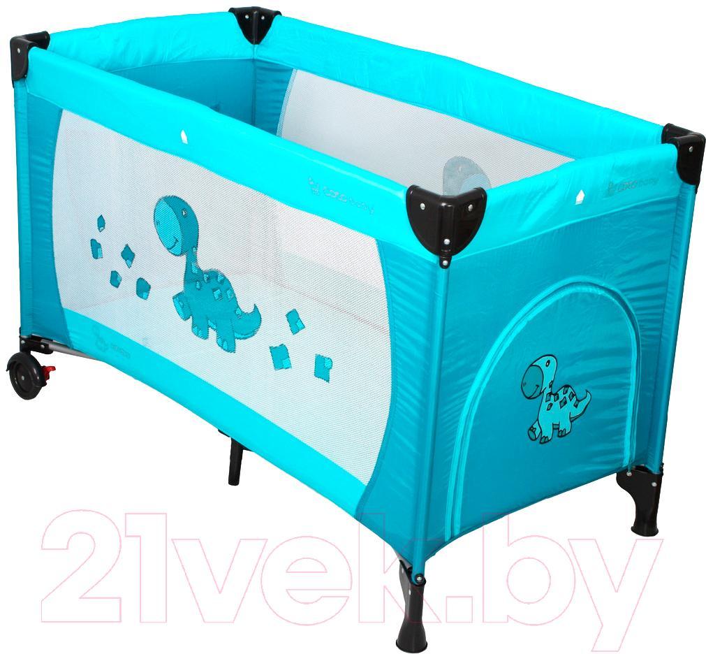 Кровать-манеж Coto baby