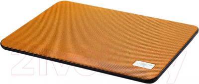 Подставка для ноутбука Deepcool N17 (оранжевый) - общий вид