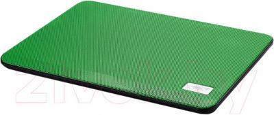 Подставка для ноутбука Deepcool N17 (Green) - общий вид