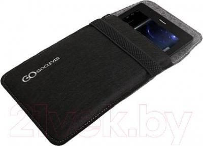 """Чехол для планшета GoClever Eco Sleeve 10"""" (Gray-Black) - пример использования"""