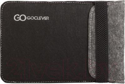 "Чехол для планшета GoClever Eco Sleeve 7"" (Gray-Black) - общий вид"