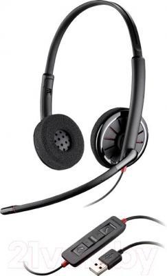 Наушники-гарнитура Plantronics Blackwire C320-M