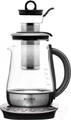 Электрочайник Bork K503 - заварочный чайник