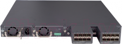 Коммутатор HP 5500-48G-4SFP w/2 Intf Slts Switch JG312A - вид сзади
