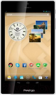 Планшет Prestigio MultiPad Color 7.0 16GB 3G (PMT5777_3G_D_VI) - общий вид