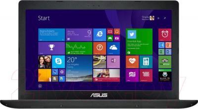 Ноутбук Asus X553MA-XX092D - общий вид
