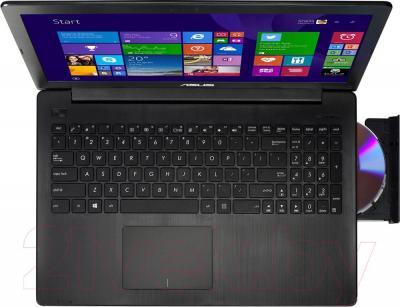Ноутбук Asus X553MA-XX092D - вид сверху