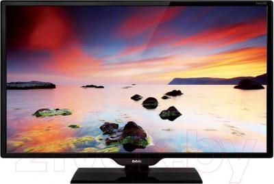Телевизор BBK 19LEM-1010/T2C/RU+RC - общий вид