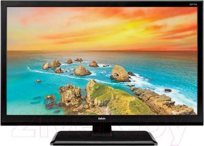 Телевизор BBK 28LEM-1001/T2C - общий вид