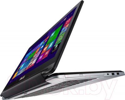 Ноутбук Asus TP550LA-CJ061H - вполоборота