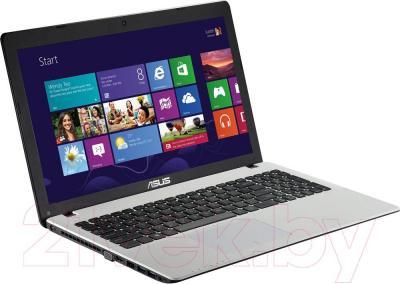 Ноутбук Asus X552MD-SX007D - вполоборота