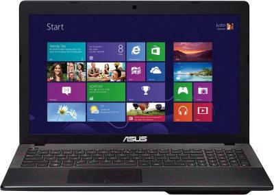 Ноутбук Asus X552WE-SX007D - общий вид
