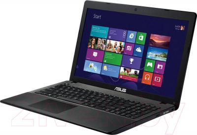 Ноутбук Asus X552WE-SX007D - вполоборота