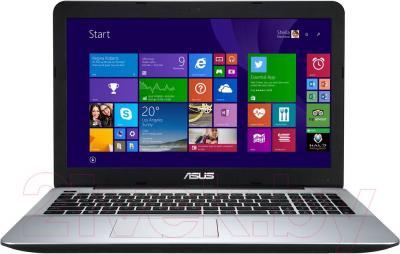 Ноутбук Asus X555LD-XX422D - общий вид