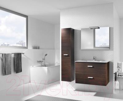 Шкаф-пенал для ванной Roca Victoria Nord ZRU9000025 (венге)
