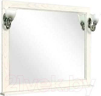 Зеркало для ванной Акватон Жерона 105 (1A1588K0GEM20) - общий вид