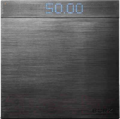 Напольные весы электронные Bork N701 - общий вид