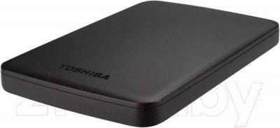 Внешний жесткий диск Toshiba Canvio Basics 1TB Black (HDTB310EK3AA) - общий вид