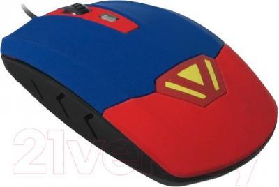 Мышь CBR CM 833 (Superman) - общий вид