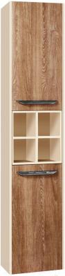 Шкаф-пенал для ванной Акватон Блент (1A167403BLAP0) - общий вид