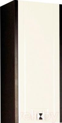 Шкаф-полупенал для ванной Акватон Крит (1A163603KT50R)