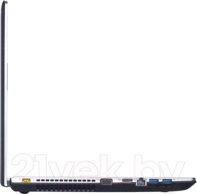 Ноутбук Lenovo Z710 (59430131) - вид сбоку