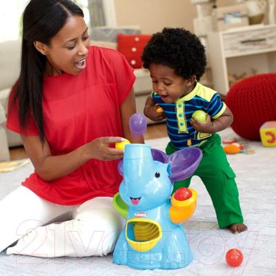 Развивающая игрушка Hasbro Playskool Слоник (31943) - во время игры