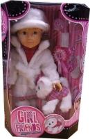 Кукла Sum Sum Girl Friends Шоу собачек 82008 (с аксессуарами) -