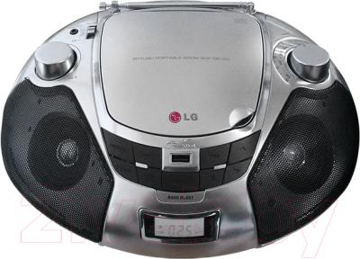 Магнитола LG SB19ST - общий вид