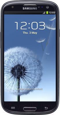 Смартфон Samsung Galaxy S3 Neo / I9301 (черный) - общий вид