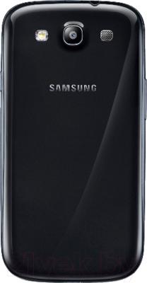 Смартфон Samsung Galaxy S3 Neo / I9301 (черный) - вид сзади