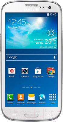 Смартфон Samsung Galaxy S3 Neo / I9301 (белый) - общий вид