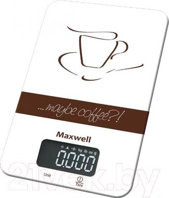 Кухонные весы Maxwell MW-1464 - общий вид