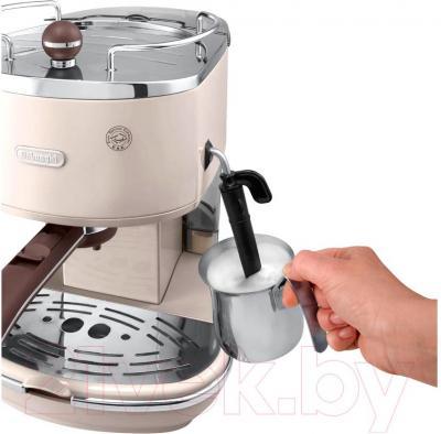 Кофеварка эспрессо DeLonghi ECOV 310.BG - каппучинатор