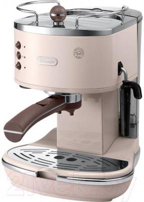 Кофеварка эспрессо DeLonghi ECOV 310.BG - общий вид