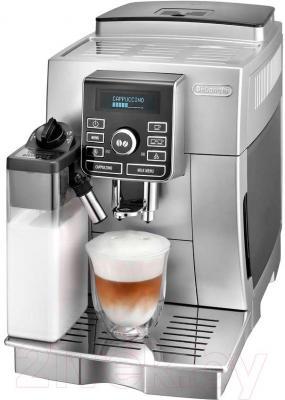 Кофемашина DeLonghi ECAM 25.462.S - общий вид