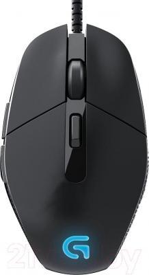 Мышь Logitech G302 (910-004207) - общий вид