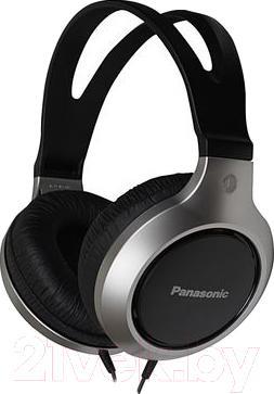 Наушники Panasonic RP-HT211E-S - общий вид