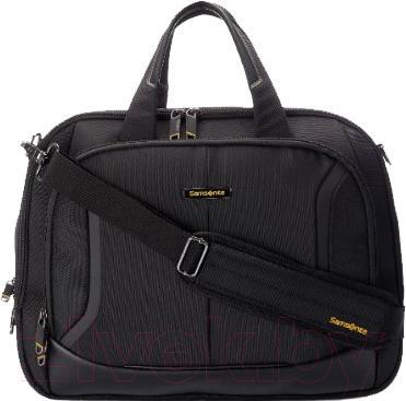 Сумка для ноутбука Samsonite Viz Air Plus Laptop briefcase M (58T*09 002) - общий вид