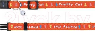 Ошейник Trixie 4150 (с колокольчиком) - общий вид