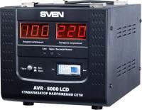 Стабилизатор напряжения Sven AVR-5000 LCD -