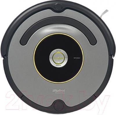 Робот-пылесос iRobot Roomba 631 - общий вид